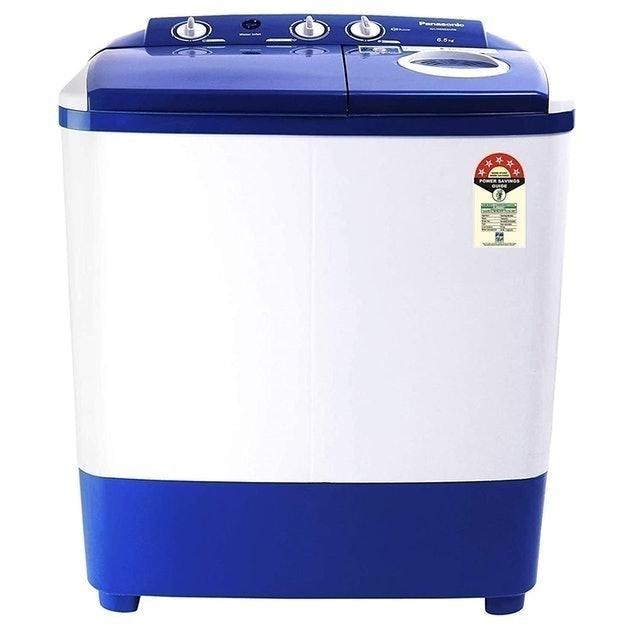 Panasonic NA-W65E5ARB 5 Star Semi-Automatic Top Loading Washing Machine 1