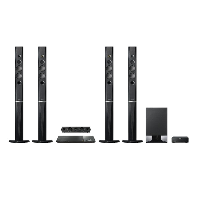 Sony Blu-Ray Home Theatre System 1