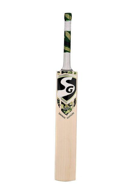 SG Savage Edition Grade 1 English Willow Bat 1