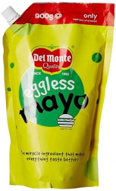 Del Monte  Eggless Mayo 1