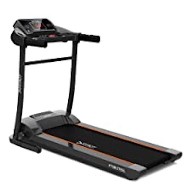 Fitplus FT98 Steel Motorized Treadmill 1