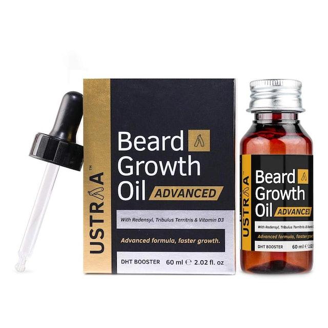 USTRAA Beard Growth Oil Advanced 1