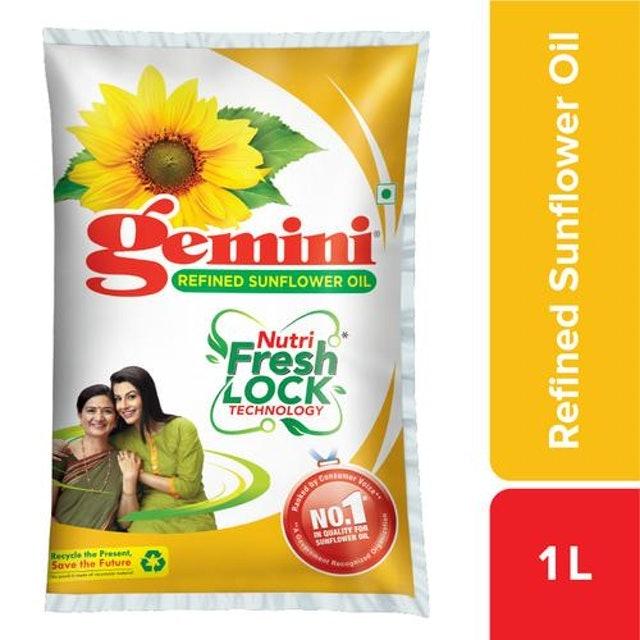 Gemini  Sunflower Oil 1