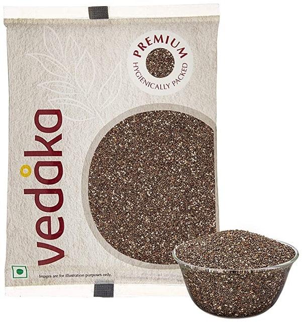 Vedaka Premium Raw Chia Seeds, 200g 1