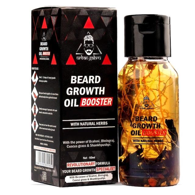 urban gabru Beard Growth Oil Booster 1
