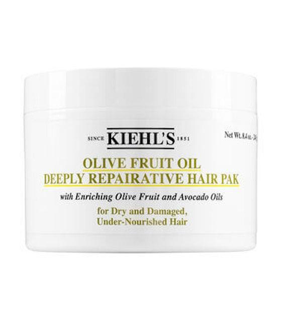 Kiehl's Olive Fruit Oil Deeply Repairative Hair Pak 1