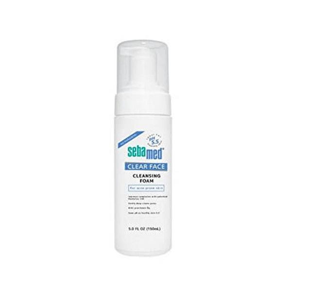 Sebamed  Clear Face Cleansing Foam Ph5.5 1