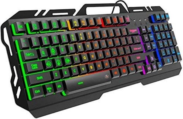 Offbeat Slayer Wired Mechanical Keyboard 1