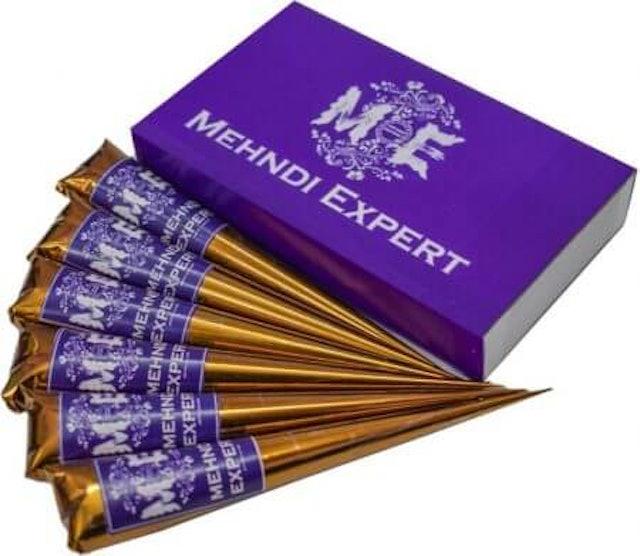 3. Expert Traders Mehndi Cone Box 1
