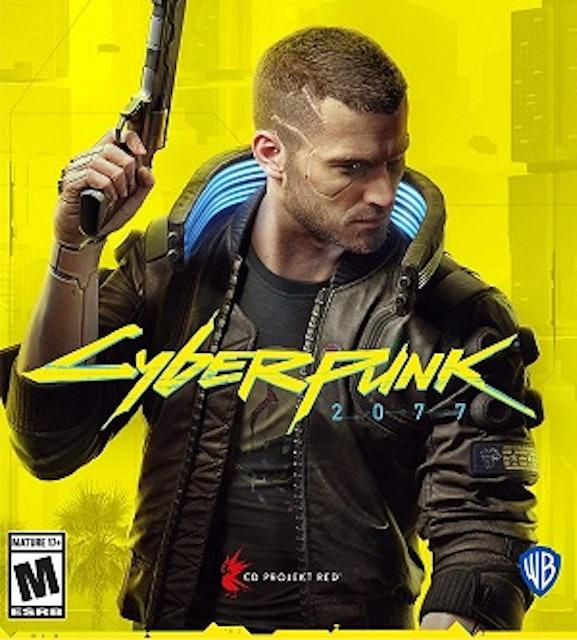CD Projekt Cyberpunk 2077 1