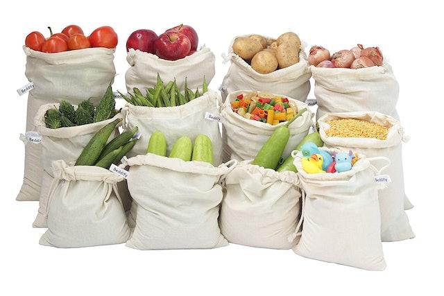 Beddify Set of 12 Reusable Bags 1