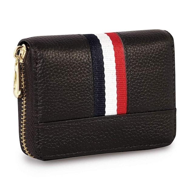 Storite 12 Slot PU Leather Card Holder 1