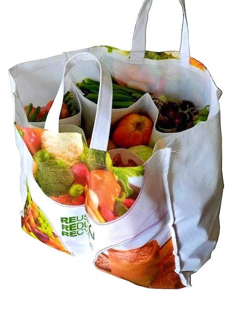 Vitara Organics Eco Reusable Bag 1
