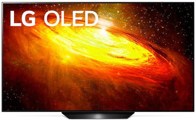 LG 4K Ultra HD Smart OLED TV 1