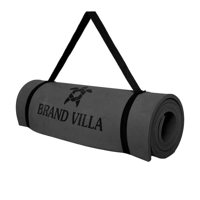 Brand Villa Yoga Mat with Carrying Bag 1