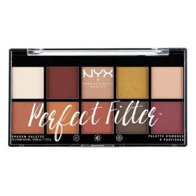 NYX  Professional Makeup Perfect Filter Palette  1