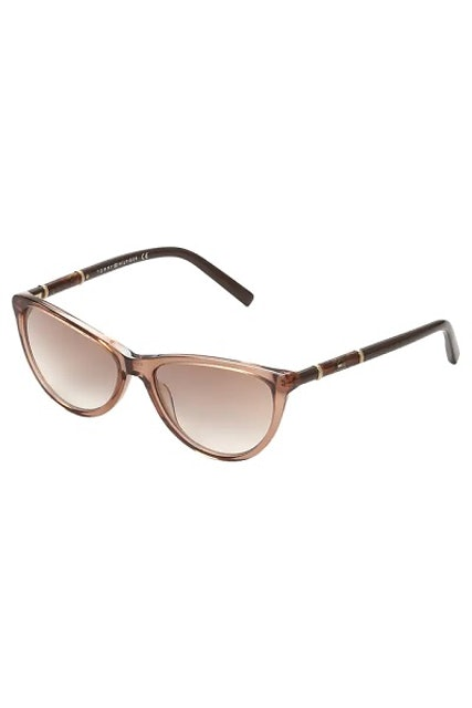 Tommy Hilfiger Womens Cat Eye UV Protected Sunglasses 1