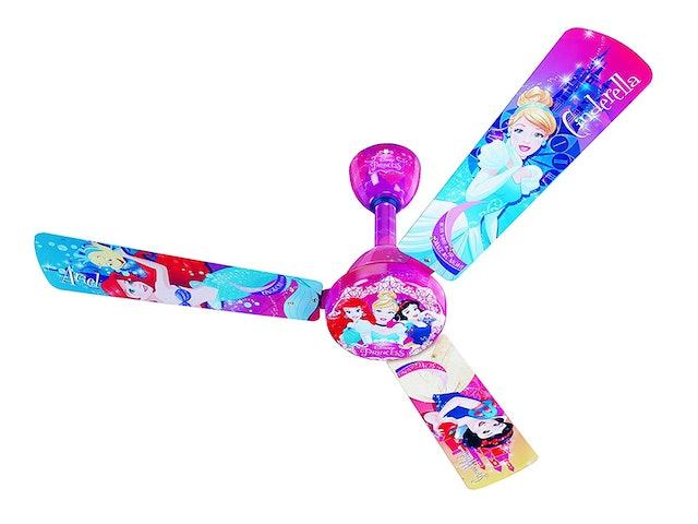 Bajaj Disney Princess Ceiling Fan 1