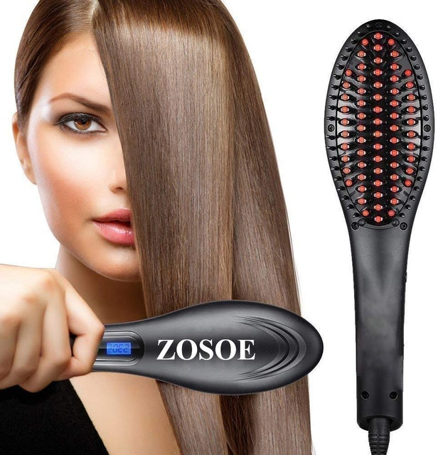 ZOSOE Hair Electric Comb Brush 1
