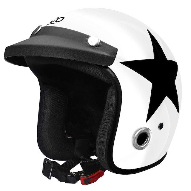 Habsolite Ecco Star Open Face Helmet 1