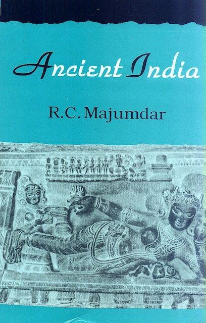 R.C. Majumdar Ancient India 1