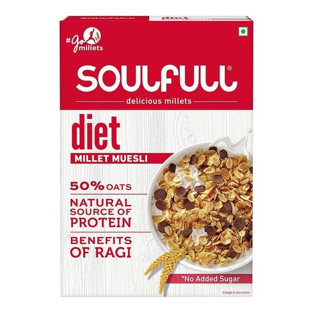 Soulful Diet Millet Muesli 1