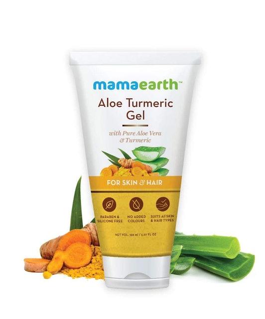 mamaearth Aloe Turmeric Gel 1