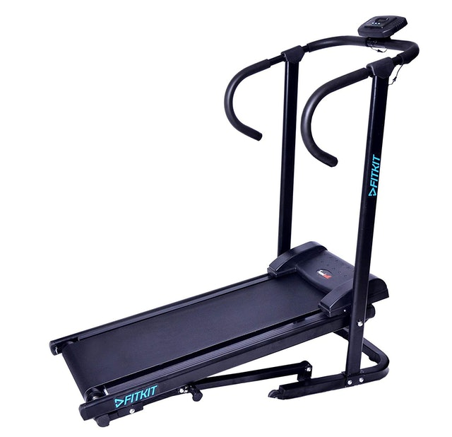 Fitkit FK95 Manual Treadmill 1