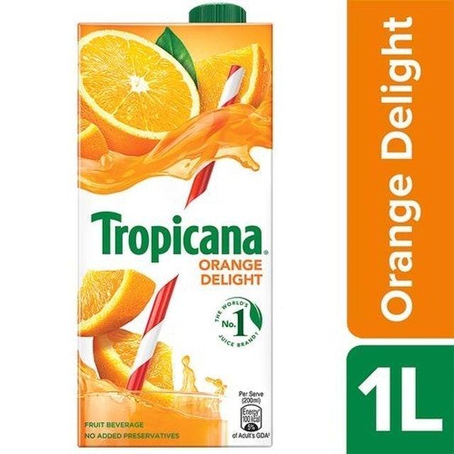 Tropicana Orange Delight 1