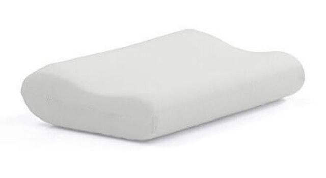 The White Willow  Queen Contour Pillow 1