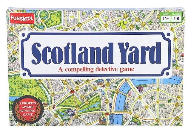 Funskool Scotland Yard 1