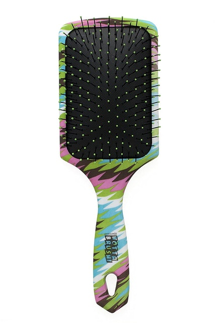 Roots Wotta  Paddle Detangling hair Brush 1