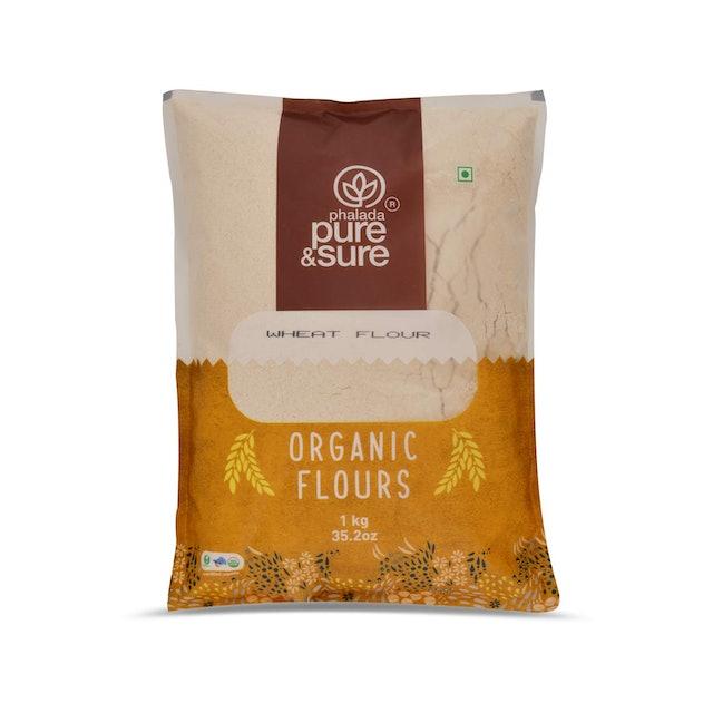 Pure & Sure Organic Wheat Flour 1