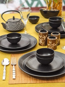 Top 10 Best Dinner Sets in India 2020 (MIAH Decor, Corelle, and more) 3