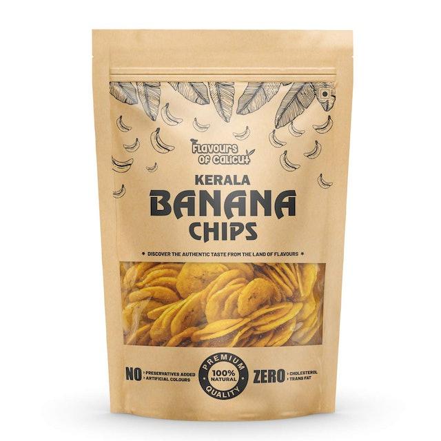 Flavours of Calicut  Kerala Banana Chips 1