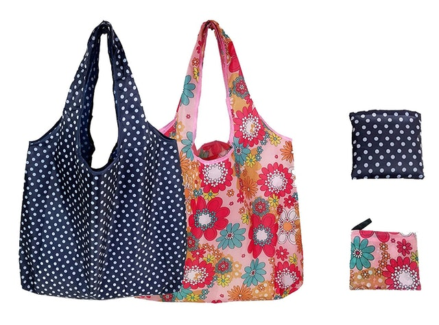 Elios Designer Reusable and Foldable Tote Bags 1