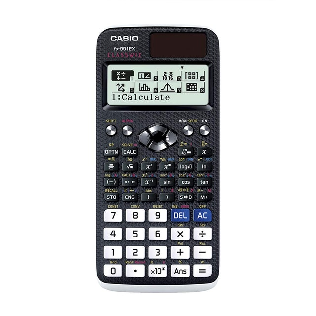 Casio FX-991EX Classwiz Scientific Calculator 1