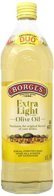 Borges  Extra-Light Olive Oil 1