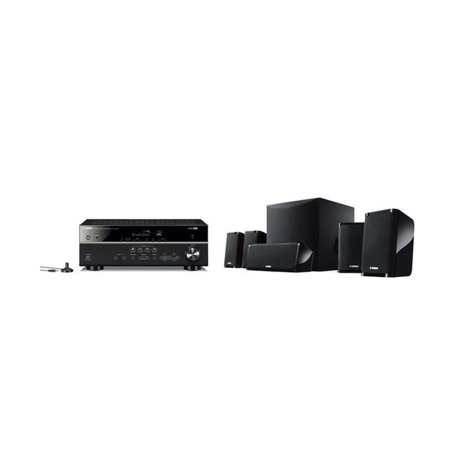 Yamaha Ultra HD 5.1 channel Home Theater System 1