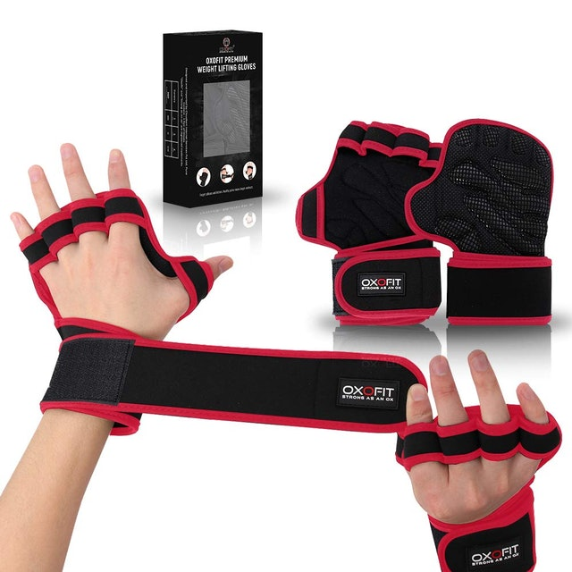 OxOFit Heavy Duty Gloves 1