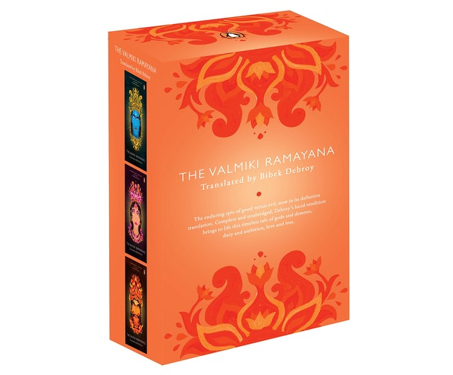 Debroy Bibek The Valmiki Ramayana 1