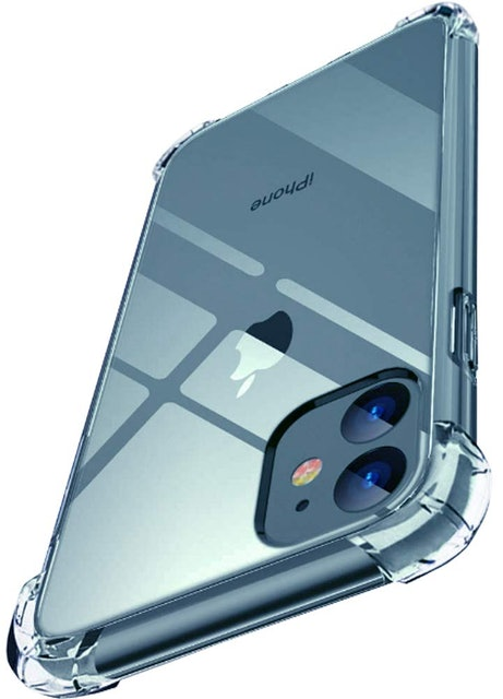 Amozo Clear Series Transparent Soft Silicon 1