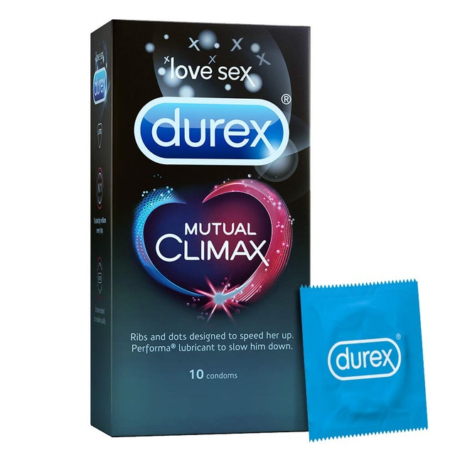 Durex Mutual Climax 1