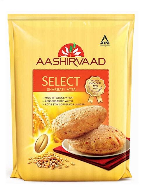 Aashirvaad Select Sharbati Atta 1