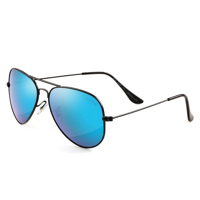 Grey Jack Military Style Aviator Sunglasses 1