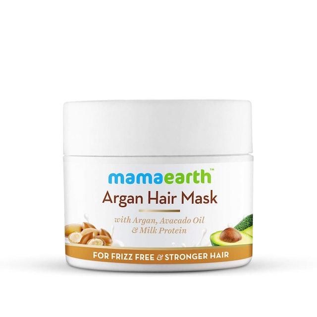 Mamaearth Argan Hair Mask 1