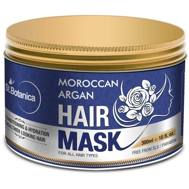 St.Botanica  Moroccan Argan Hair Mask 1