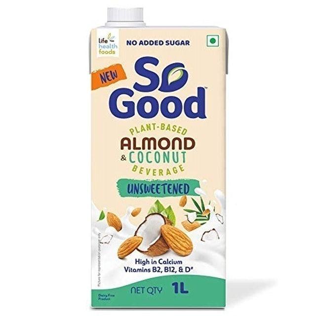 So Good Almond & Coconut Beverage 1