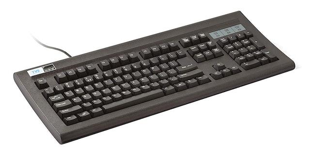 TVS Gold USB Keyboard 1
