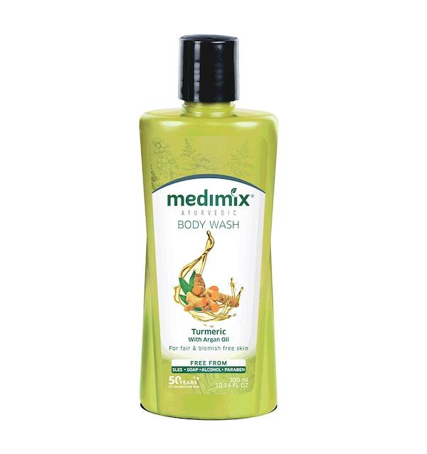 Medimix Turmeric With Argan Oil Body Wash 1